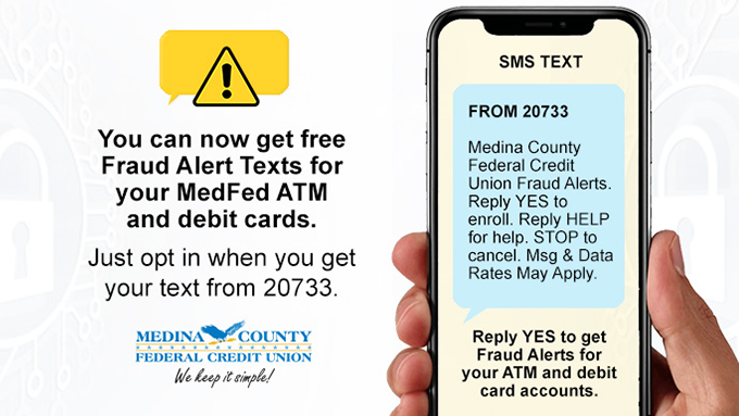 Fraud Text Alerts