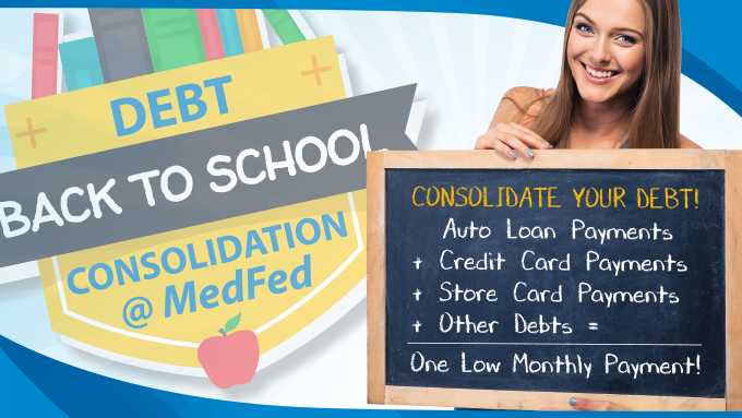 Debt Consolidation at Medina County Federal Credit Union
