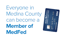 Become a Memberof Medina County Federal Credit Union
