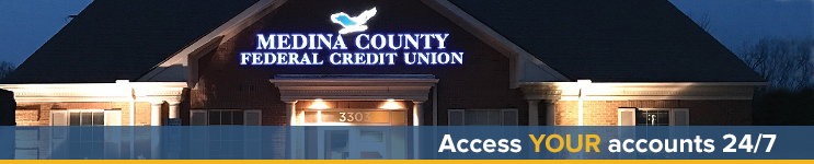 Medina County Federal Credit Union branch  locations